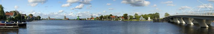 Zaanse Schans: windmills, crafts and museums, just outside Amsterdam! - in case Keukenhof  gardens are not in bloom