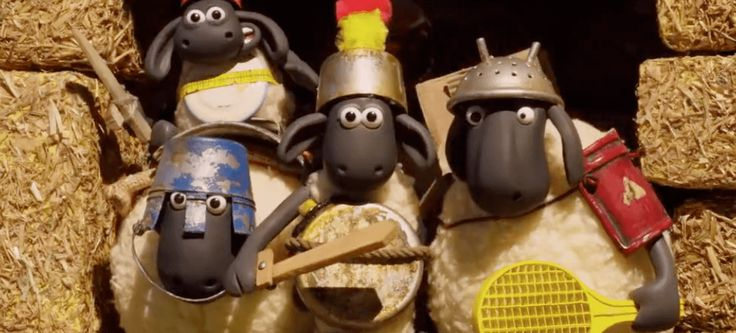 Shaun het schaap - educatief speelgoed vanaf 3 jaar
