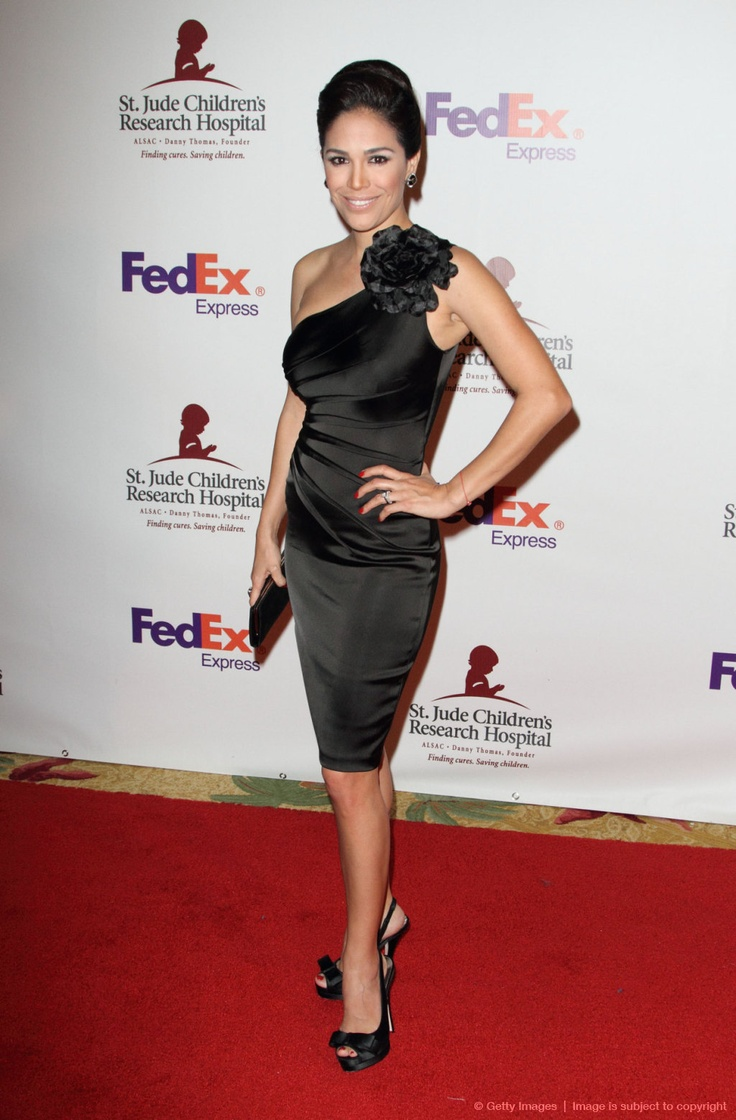 8th Annual FedEx and St. Jude Angels and Stars Gala - Arrivals
