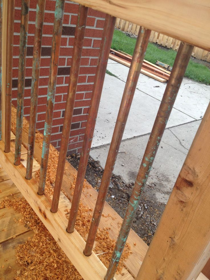 Best 54 Best Pipe Railing Images On Pinterest Stairs 400 x 300