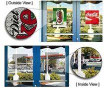 One Way Vision maakt het mogelijk gebouwen, voertuigen, winkelruiten en andere…