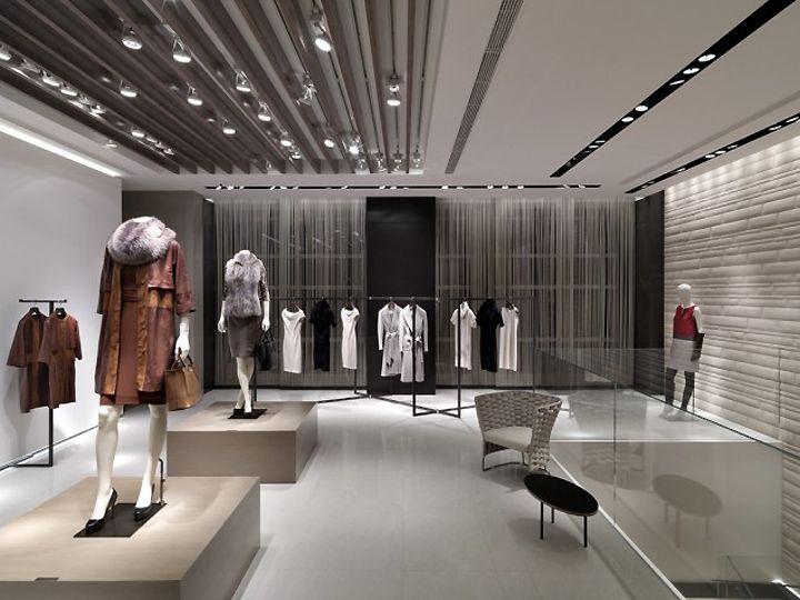Max Mara store by Duccio Grassi Architects, Chengdu - China