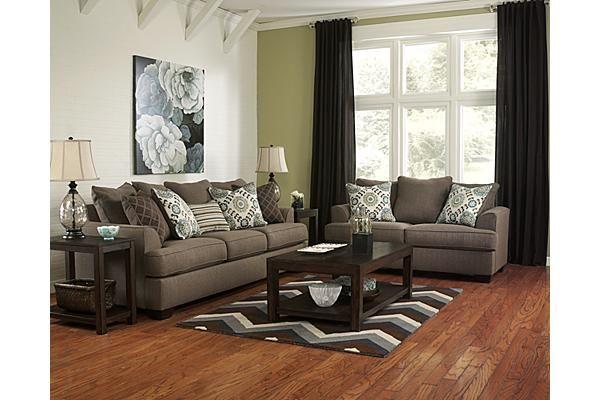 The Corley Slate Sofa From Ashley Furniture Homestore