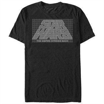 Star Wars ESB Vader Helmets T-Shirt