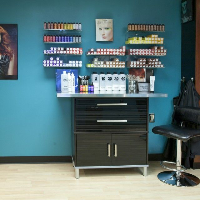 Best 25 salon color bar ideas on pinterest salon studio Bar salon ikea