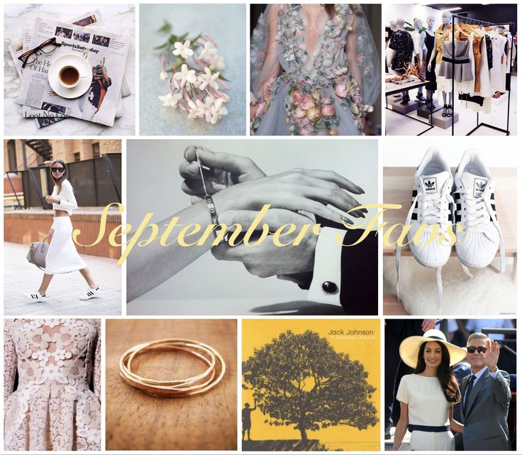 BLOGGED: My September Favs > http://www.mylifeinpink.co.za/?p=1846 #September #lace #fashion #sportluxe #Weddings