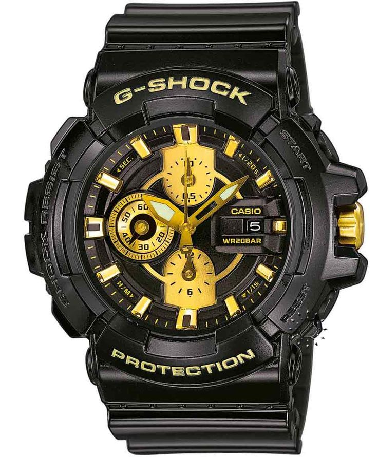 CASIO G-SHOCK Anadigi Black Rubber Strap Τιμή: 193€ http://www.oroloi.gr/product_info.php?products_id=35111