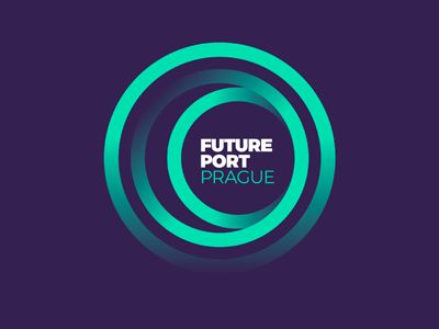 """Logotype & Visual Identity for International visionary and futuristic event which will be held this September in Prague (Czech republic). Logo is inspired by """"Future loop"""" and Prague astronomic..."""