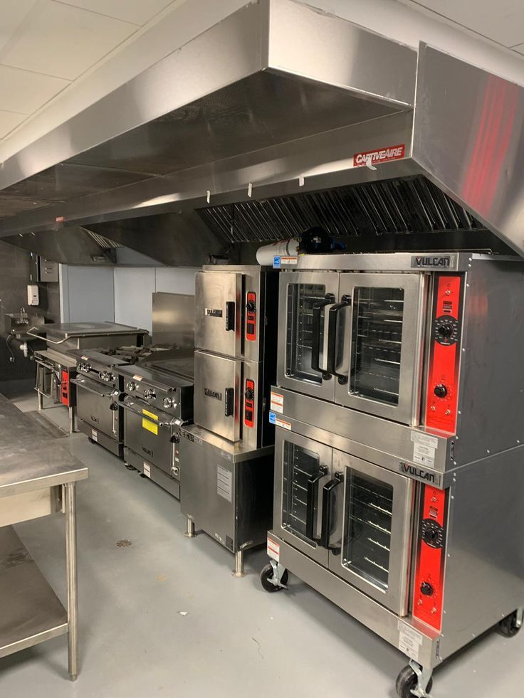 Commercial Kitchen Equipment In 2020 Commercial Kitchen Design Commercial Kitchen Equipment Restaurant Kitchen Design