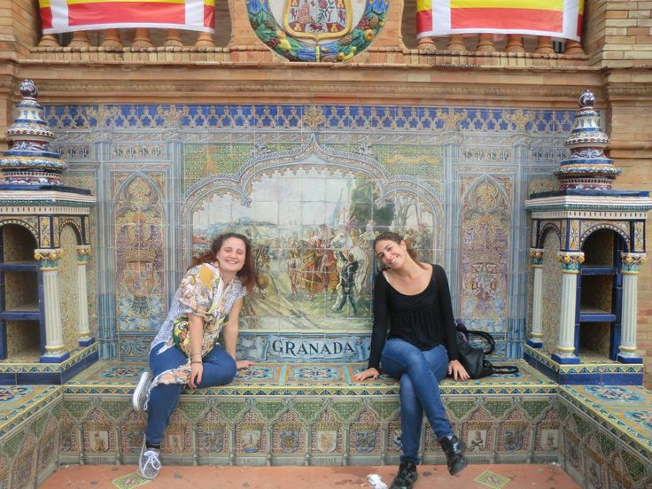Erasmus in Spagna: Giulia da Granada