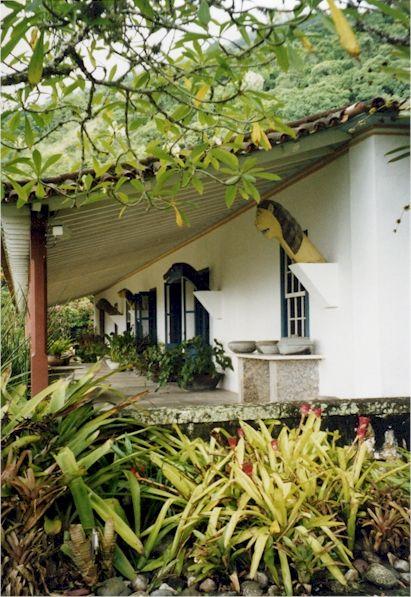 Roberto Burle Marx residence Brasil