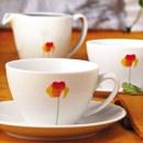 """""""Poppy-Papoilas"""" dinnerware by Vista Alegre"""
