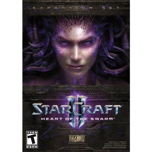 StarCraft II: Heart of the Swarm Expansion Pack. Bilzzard at it again.   List Price: $39.99 Buy New: $31.18