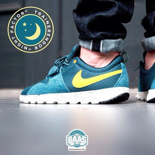 "#nike #niketrainerendor #nikesb #sneakerbaas #baasbovenbaas  Nike Trainerendor ""Night Factor"" - now available!"