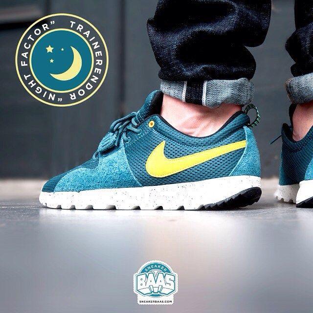 "#nike #niketrainerendor #nikesb #sneakerbaas #baasbovenbaas  Nike Trainerendor ""Night Factor"" - now available!"