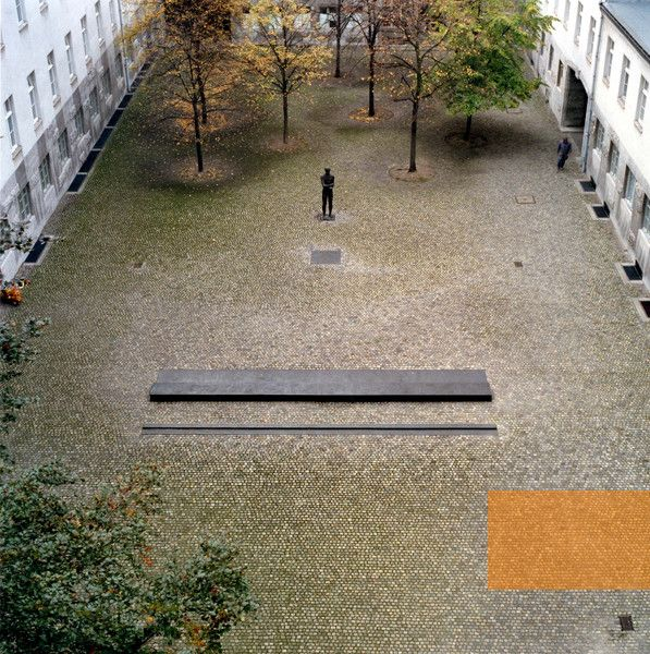 German Resistance Memorial, Berlin