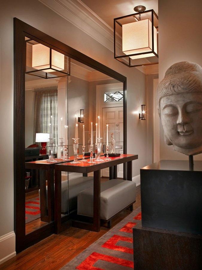 Zen Foyer Ideas : Best interiors inspired passages corridor and foyer