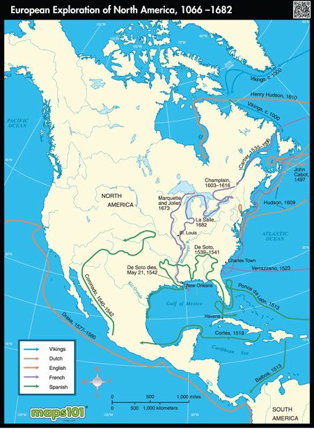 a history of the first french settlements in north america New netherlands was the first dutch colony in north america,  historical maps ap french core french french history  settlements in north america.