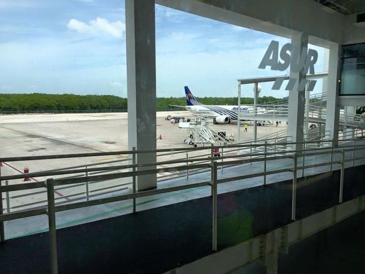Cancun International Airport continues to show strong passenger growth, according to the latest numbers from the country's government.