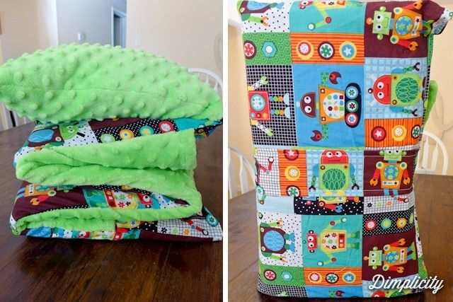 Kindermat Tutorial | with attached blanket pillow and straps. Still only uses a 1 inch matt and I have 2 inch but it should still work with adding a smidget more to the dimensions