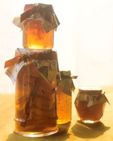 This marmalade is more like a jelly with some shreds of peel. Cut the peel thick or thin, as you like it.