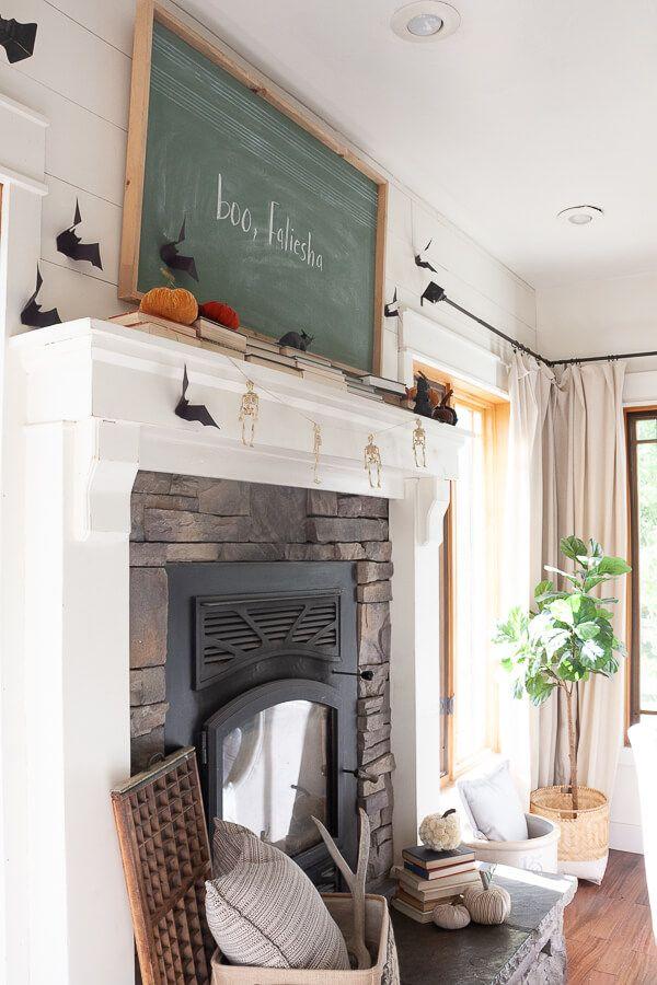 great ideas for chic and stylish halloween home decor twelve on rh pinterest com