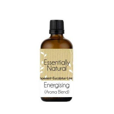 Energising Aromatherapy Blend