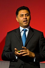 Nikesh Arora - You don't always need a brand MBA to climb the corporate ladder.