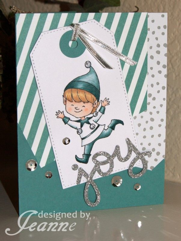 CC549 Oh Boy, Oh JOY! by Penny627 - Cards and Paper Crafts at Splitcoaststampers