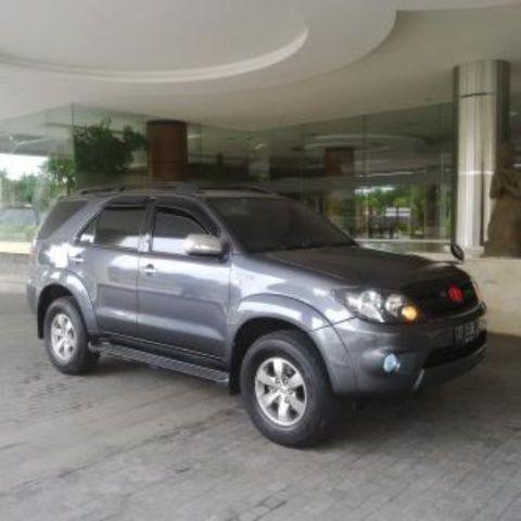 Sewa Mobil Fortuner Bulanan di Jogja | Rental Mobil Yogyakarta