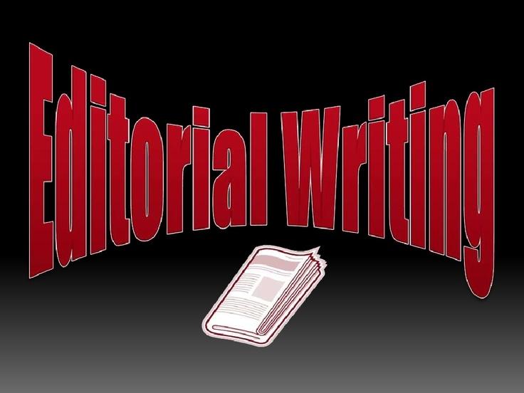 editorial-writing-elementary by dre1881 via Slideshare