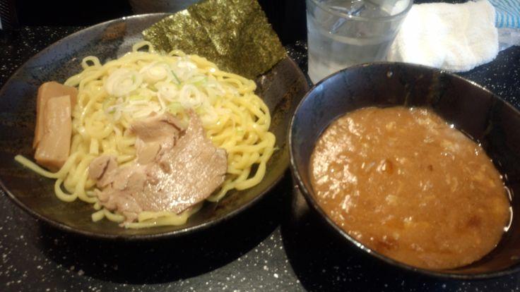 真武咲弥 西早稲田店 味噌つけ麺