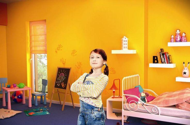 jak pomalować [okój zabaw dla dziecka