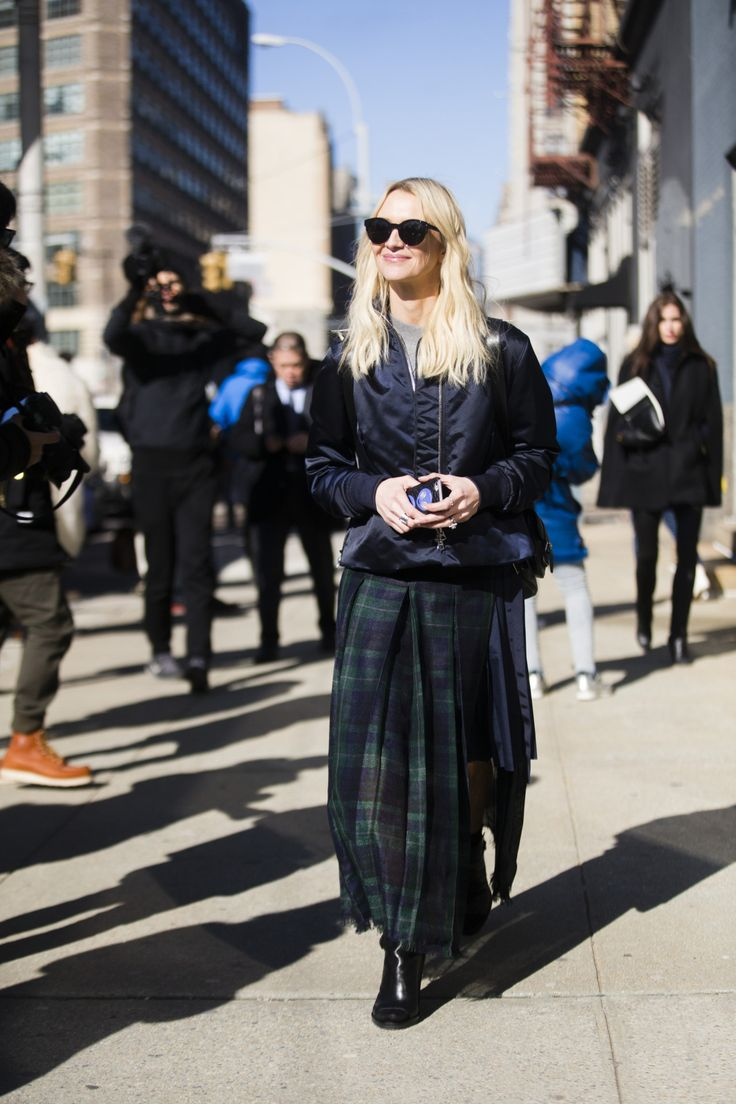 NYFW Fall 2016 Street Style: Final Days