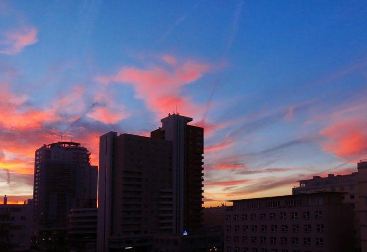Dívám se okolo - fotoblog: Úkazy na nebi