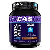 #9: EAS 100% Pure Whey Protein Powder Chocolate 2lb (Packaging May Vary)