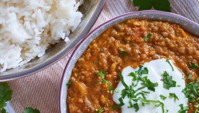 Berglinsen Curry