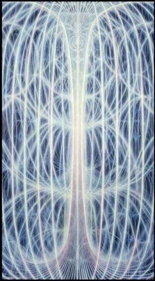 Alex Grey's Universal Mind Lattice, 1981