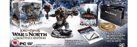 Warner Bros. Interactive Lord of the Rings: War in the North - Collectors Edition (PC DVD) LOTR WAR IN THE NORTH COLLECTO (Barcode EAN = 5051892072052). http://www.comparestoreprices.co.uk//warner-bros-interactive-lord-of-the-rings-war-in-the-north--collectors-edition-pc-dvd-.asp