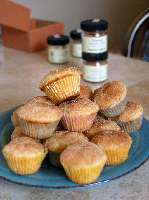cinnamon brown butter breakfast puffs | Baking | Pinterest