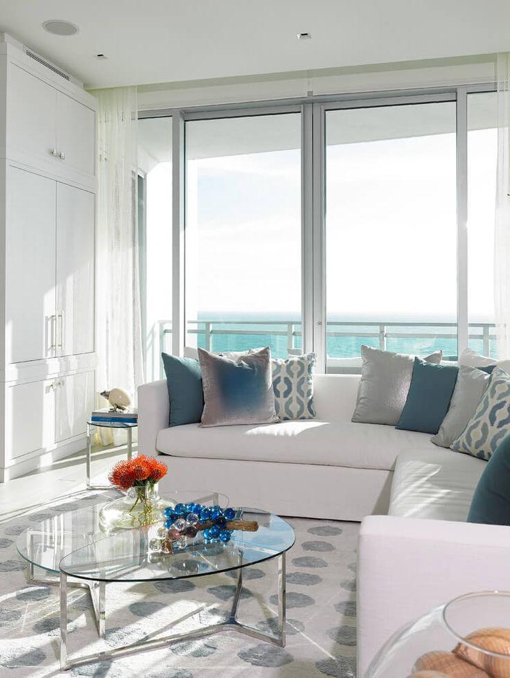 Bal Harbour Residence by Deborah Wecselman