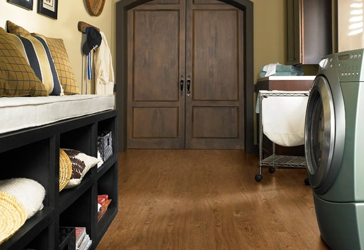 "CORETec Plus Northwoods Oak 50LVP205 5"" x 48"" Luxury Vinyl Wood Plank"