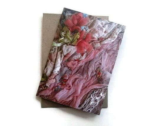 Art greeting card professionally printed from my by maxollieandme, £2.60