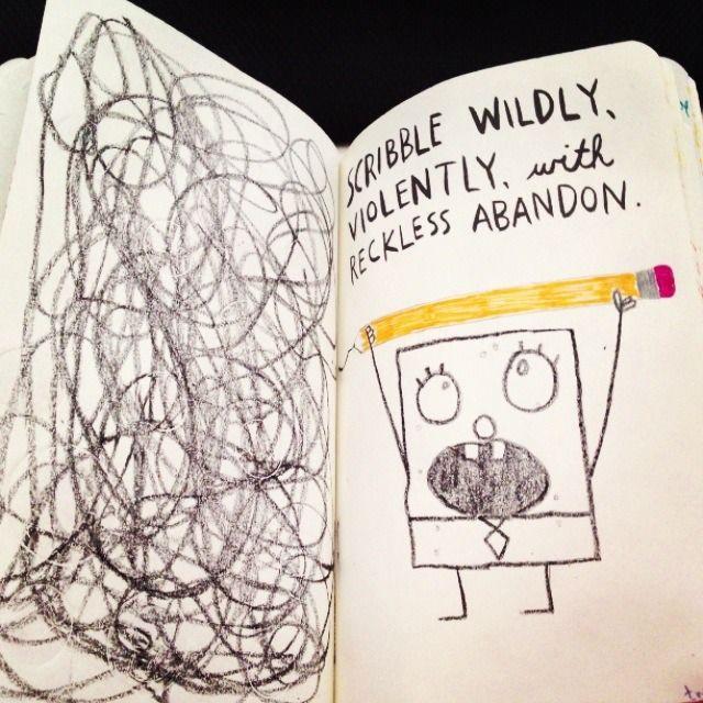 (11) wreck this journal | Tumblr