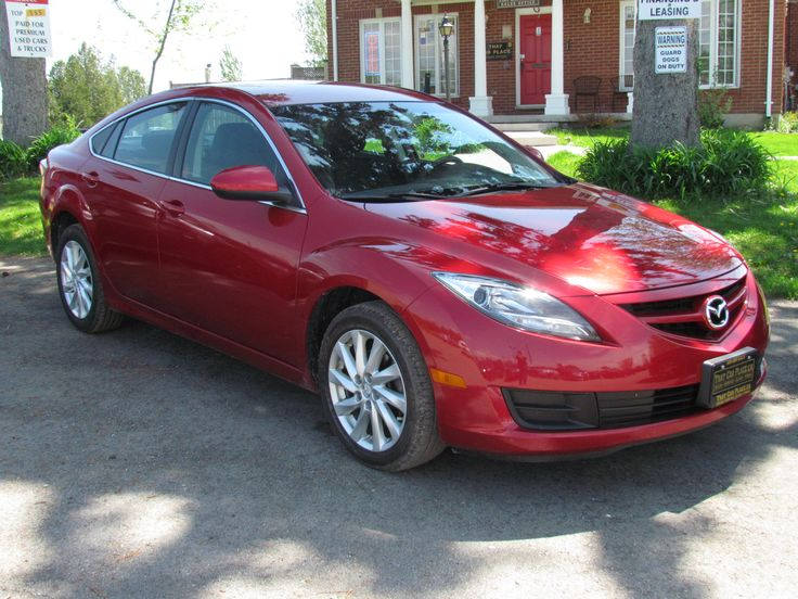 2012 Mazda 6 $14,403 Drive this vehicle for $60/ Wkly for 72 months, $0 down & 4.9% interest. Power windows, locks, and heated mirrors. Hands free talk with Bluetooth capability to prevent you from getting a ticket. Cruise control for coasting down the highway, keyless entry for ease of access which beats reaching over to open the passenger door. Ice cold Air Conditioning for the hot summers coming up. This vehicle is very shy so please give us a call today to view her today.