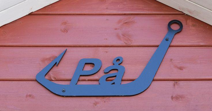 På Kroken, Logo #visitsouthcoastfinland #hanko #Finland #påkroken #food #restaurant