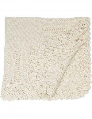 Det Hele Kongerige strikkekit - Øko-merino/baby-alpaca/silke