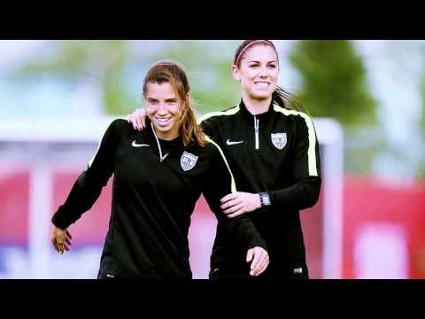 Tobin Heath & Alex Morgan | Best Friends Forever