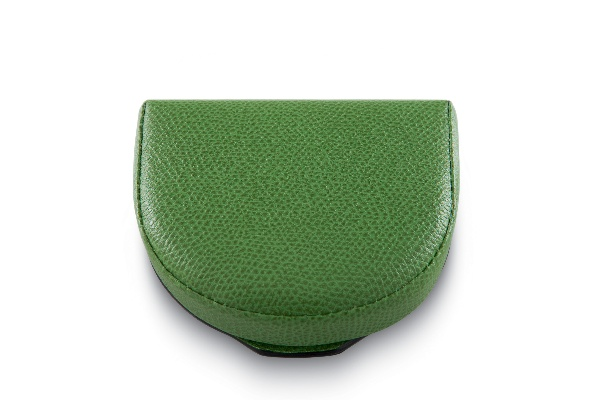 coin purseFavorite Things, Valextra Bags, Eye Lady, Favourite Colours, Coins Purses, Coin Purses, Green Eye, Leather Design, Bags Accessories