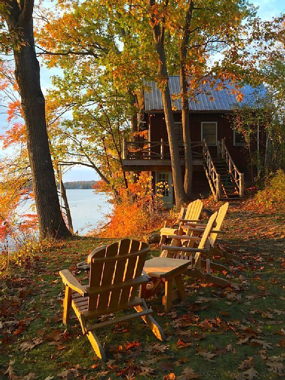 Copake cottage rental - The Guest House in Autumn